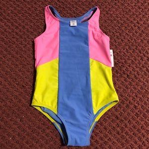 Girls One-piece Swimsuit